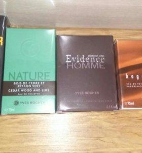 Мужской парфюм в ассортименте