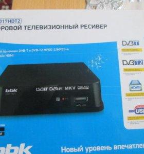 Цифровой телевизионный ресивер