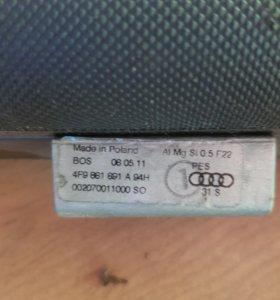 Сетка - перегородка в багажник для Ауди а6