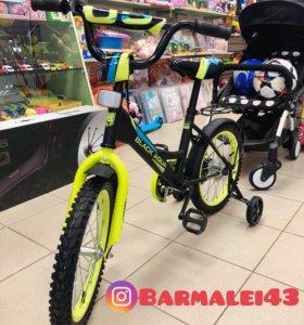 Велосипед BlackAqua 16 дюймов