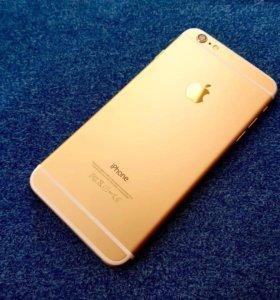 iPhone 📱 6 Plus 64Gb Gold / айфон 6 плюс золотой