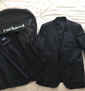 Пиджак и жилет cacharel