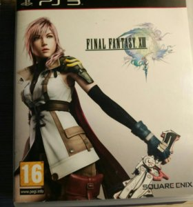 Final fantasy 13, игра для PS3