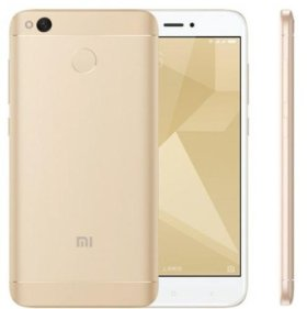 Xiaomi Redmi 4X 3/32Gb gold