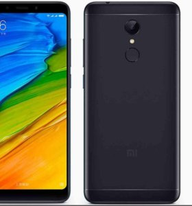 Xiaomi Redmi 5 2/16Gb черный