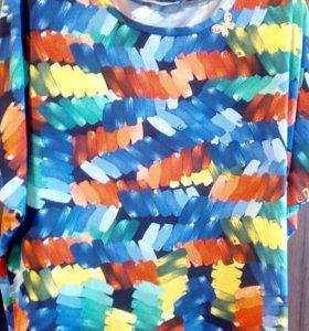 Блузка новая, р-р 50