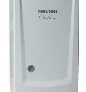 Газовый котел Navien Deluxe-16k Coaxial
