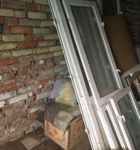 Комплект дверей + окон
