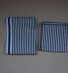 Мужской шарф и платок