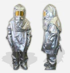 Комплект специальной защитной одежды пожарных
