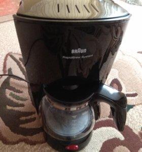 Кофе машина капельная