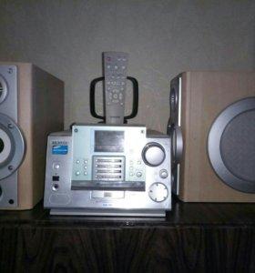 музыкальный центр самсунг