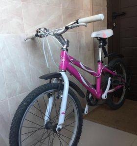 Велосипед KHS raptor