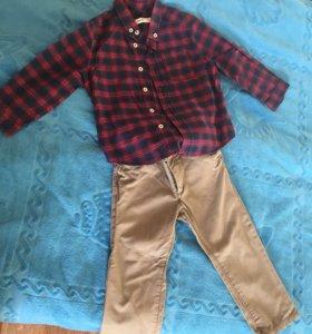 Рубашка и брюки H&M