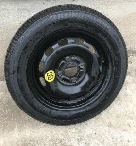 Продам 1 колесо, 175 65 14 бриджстоун летняя