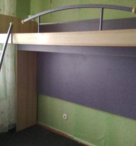 Кровать - чердак мебельной фирмы ТриЯ