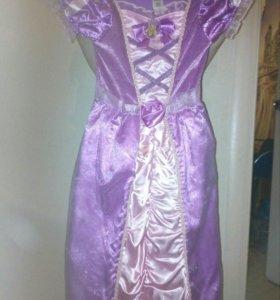 Продам платье рапунцель