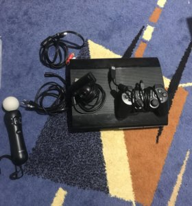Sony PS3 и игрушки