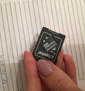 микро флешка с адаптером на 4гб‼️‼️‼️‼️‼️‼️‼️