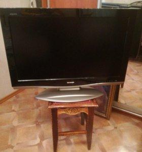 """Телевизор SHARP б/у 32"""""""