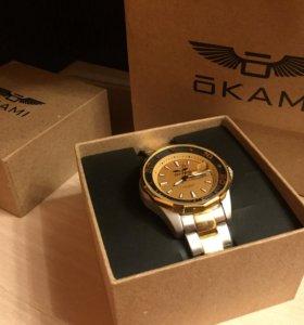 Часы Okami водонепроницаемые