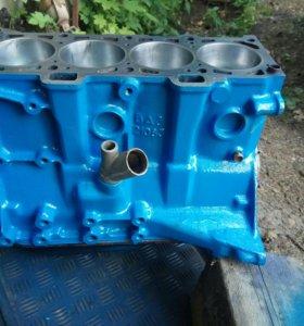 Двигатель 16 кл. Ваз 1.5
