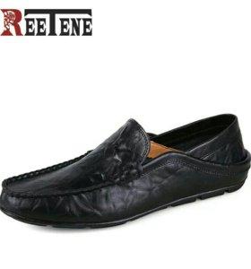 Новые мужские туфли ''мокасины''