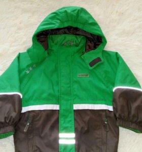 Демисезонная мембранная курточка