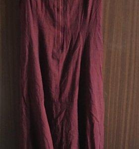 Платье саньясина