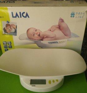 Весы детские Laica md6141