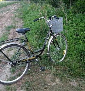 Дорожный-городской велосипед Stels Navigator 345