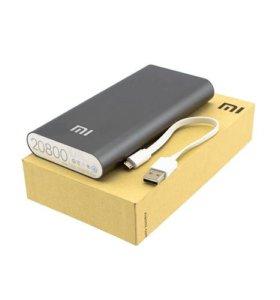 Xiaomi Power bank на 20800 mAh