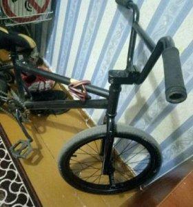 BMX Без заднего колеса