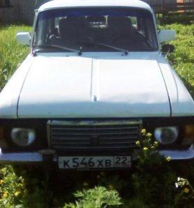 Москвич 412, 1990