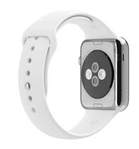 Ремешок Apple Watch 38 мм белый новый