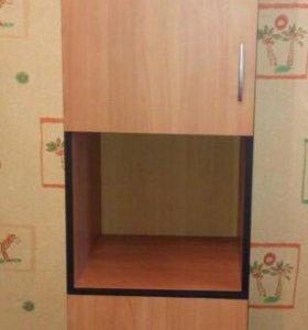 Шкаф-пенал для книг