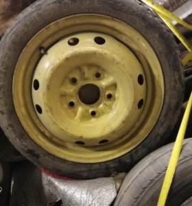 Запасное колесо (банан)