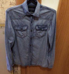 04379fb9f70 Мужские рубашки в Первоуральске - купить рубашки с длинным и ...