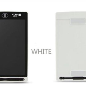 Новый планшет для рисования с кнопкой удалить рису
