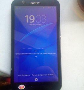 Телефон sony xperia E2105