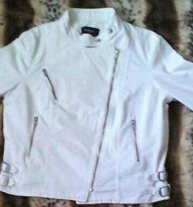 Куртка нов (торг) MANGO + шарф в подарок