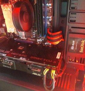 AMD HD 7970 3Gb 384 bit, она же R9 280X