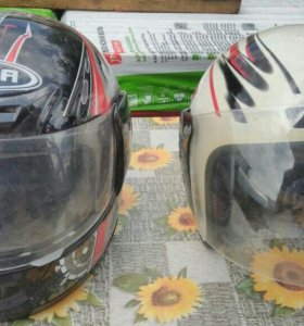 Каски мотоциклетные