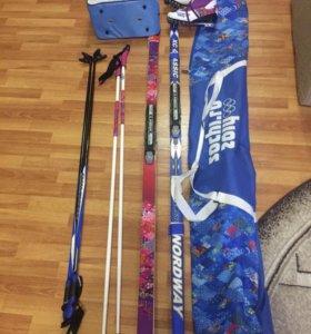 Лыжный комлект