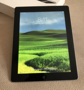 iPad 4 Wi-fi Cellular 32Gb Black