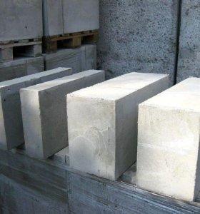 Газосиликатные блоки плотности d300-d500