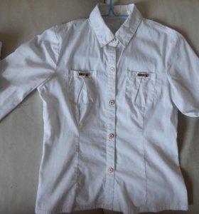 Блузка для школы р.140