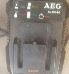 Зарядное для Дрель-шуруповёрт AEG BS 12G