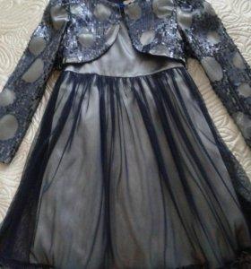 Концертное платье