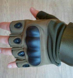 Вело-мото перчатки
